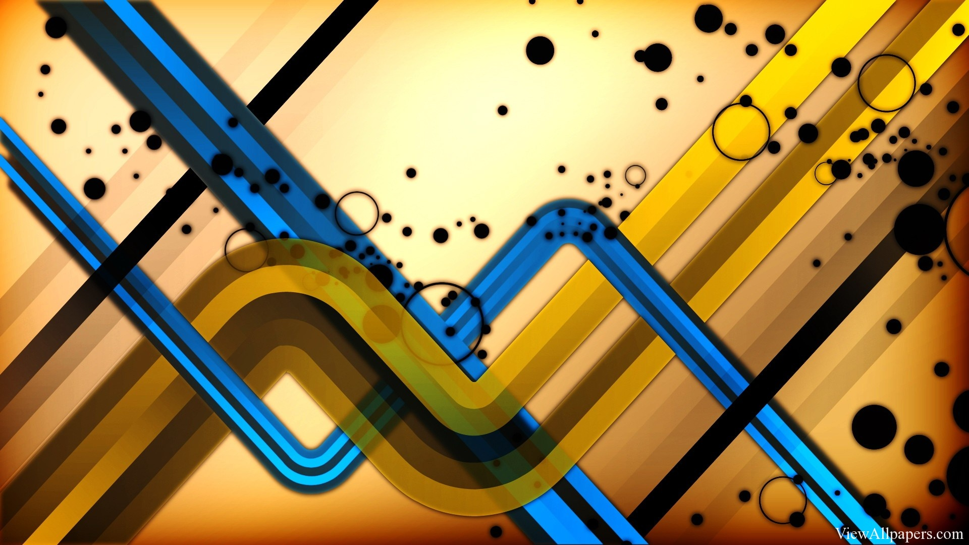 Abstract Design 3d Desktop Hd Wallpaper