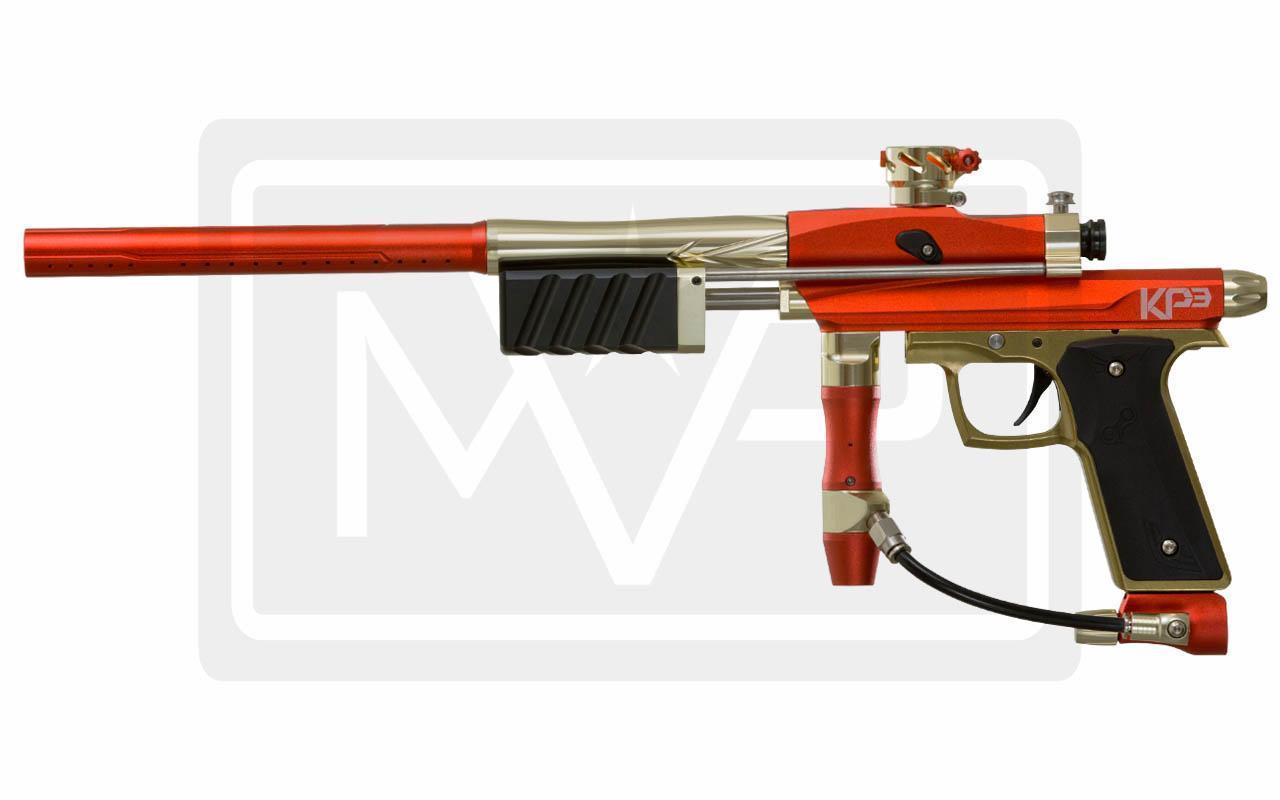Azodin KP3 Pump Paintball Gun   Red Gold Mountain View Paintball 1280x800
