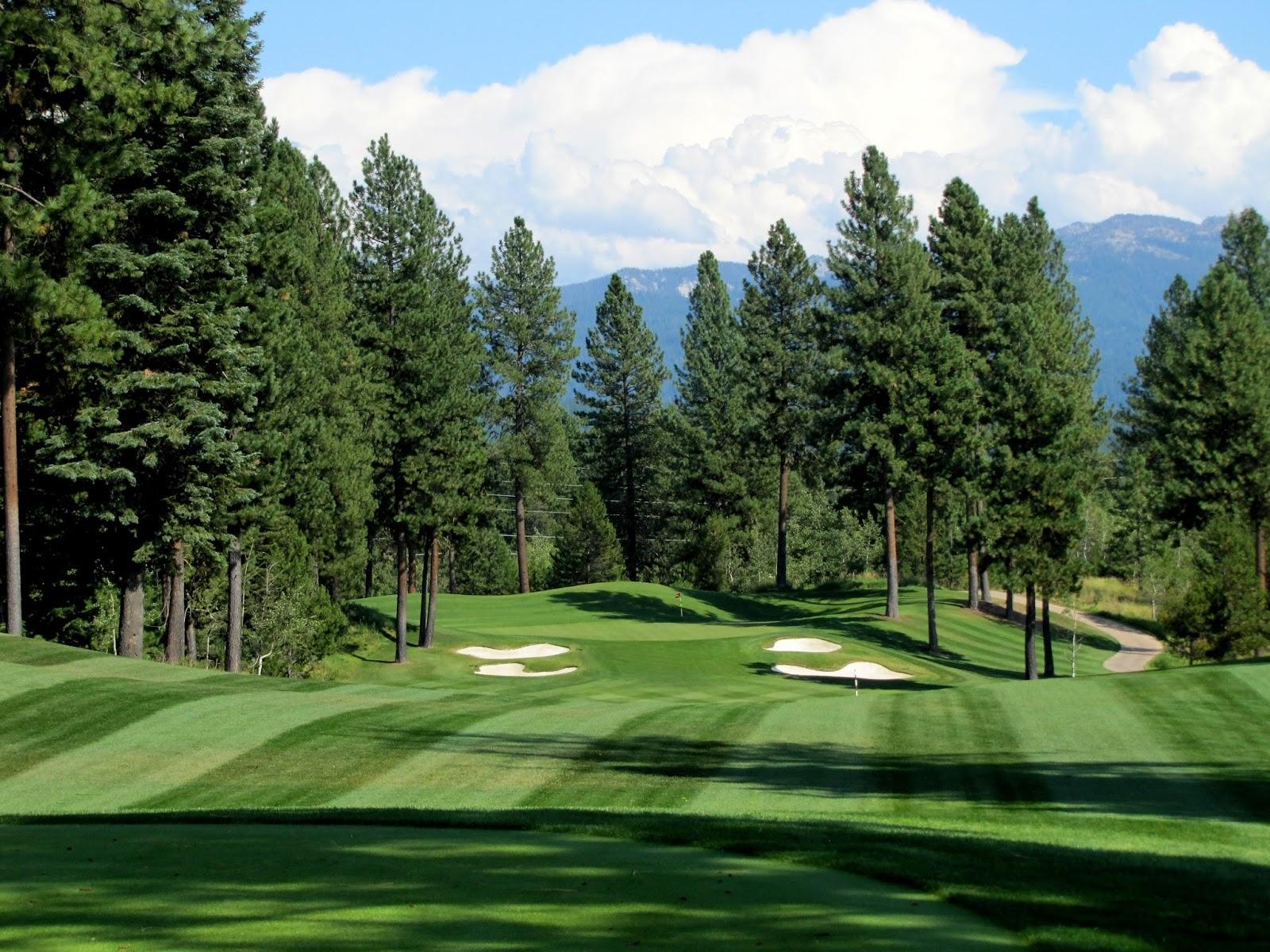 Most Beautiful Golf Courses Wallpaper