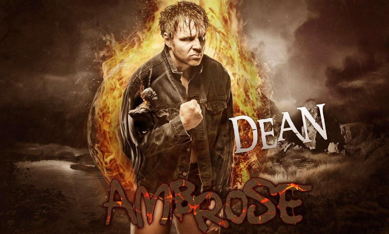 dean ambrose unstable Wallpaper 1500x903