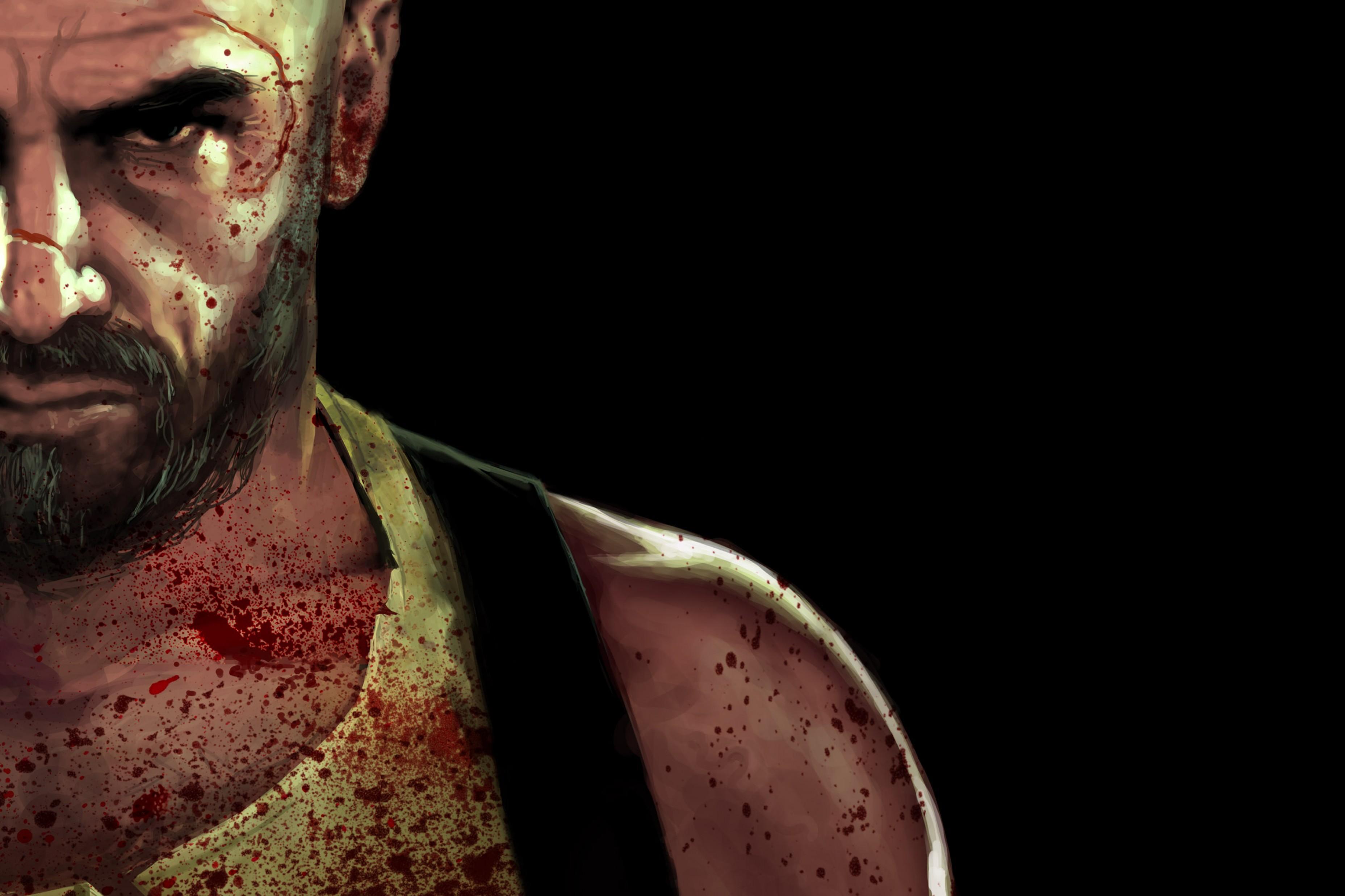 Max Payne 3 Computer Wallpapers Desktop Backgrounds 3714x2475