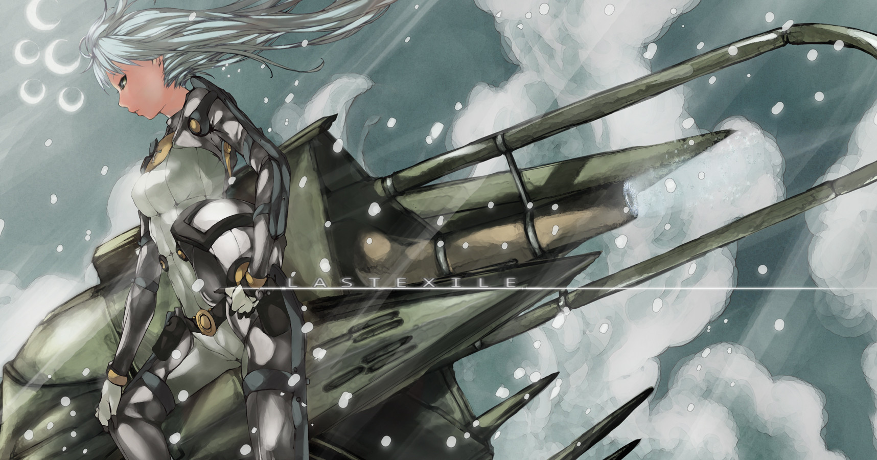 Last Exile Wallpaper and Background 1716x900 ID558064 1716x900