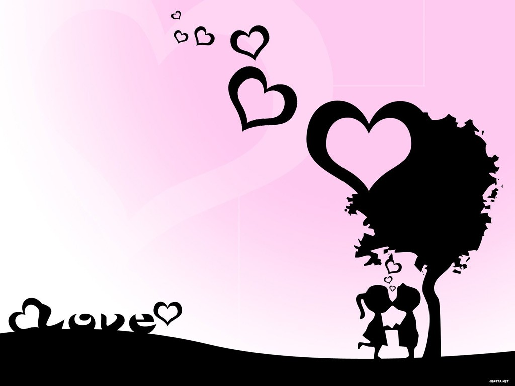 girl and boy emo love wallpapers Emo 1024x768