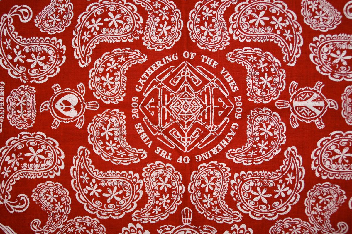 Free download Red Bandana Wallpapers
