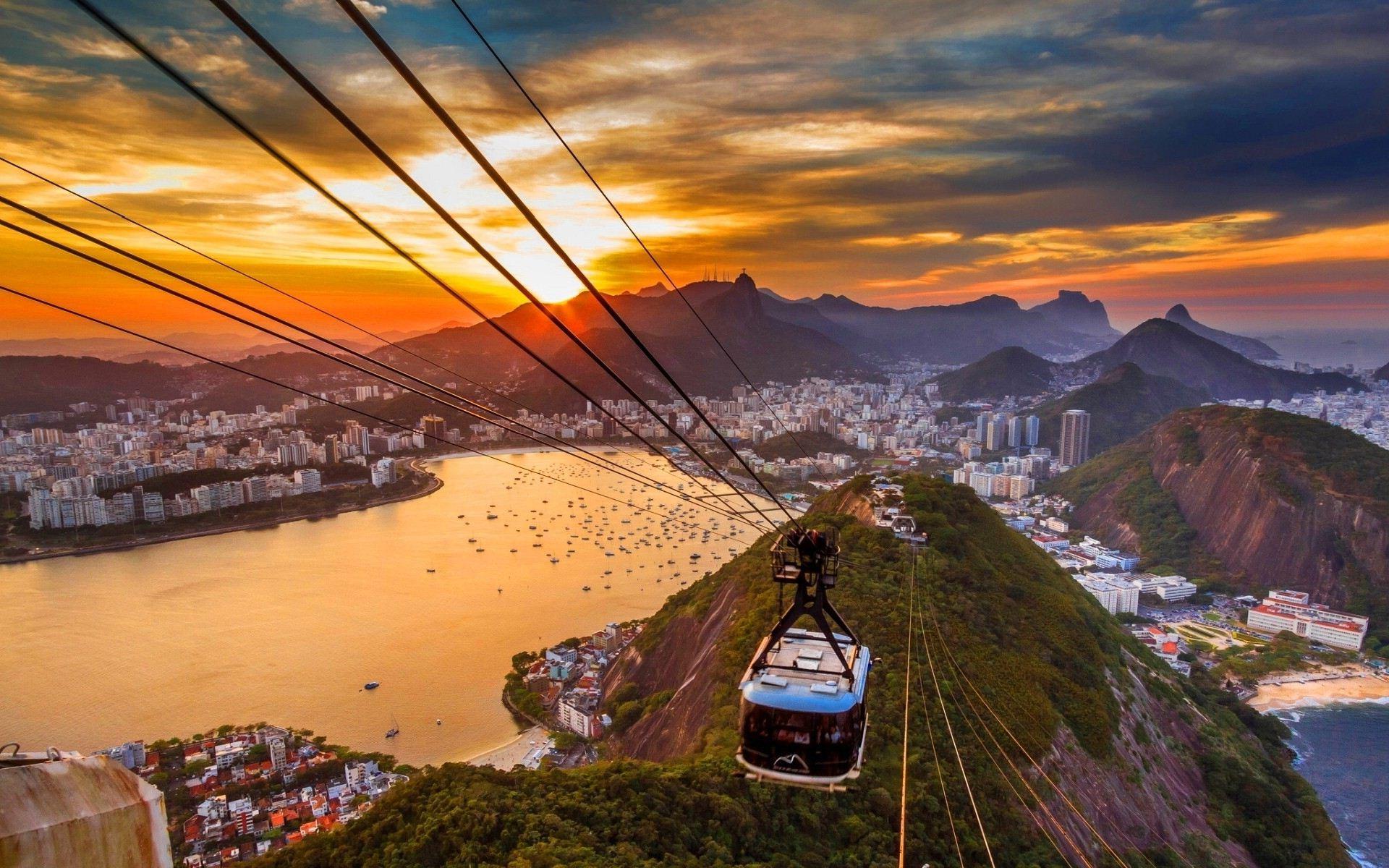 Rio De Janeiro HD Wallpapers 1920x1200