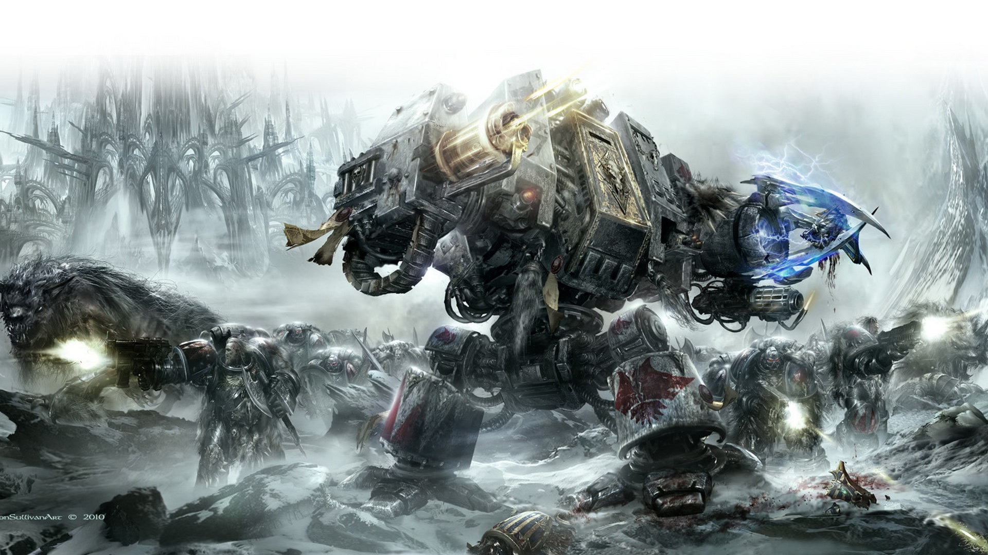 Wallpapers And Other Space Marine Related Art Warhammer 40000 1920x1080