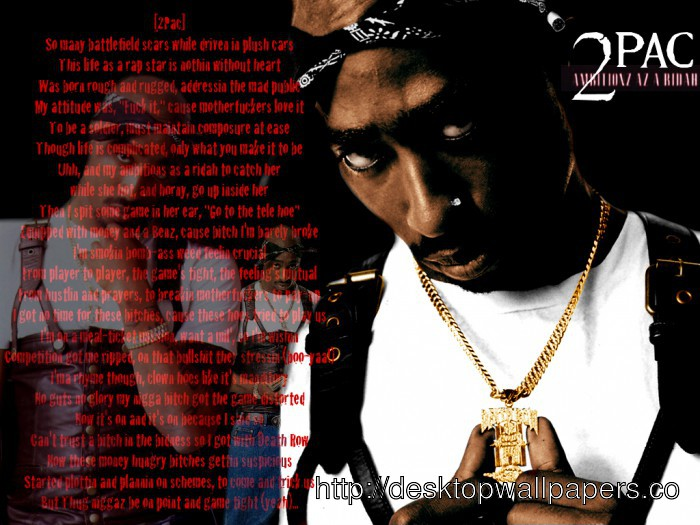 2Pac WallpaperDesktop Wallpapers Download 700x525