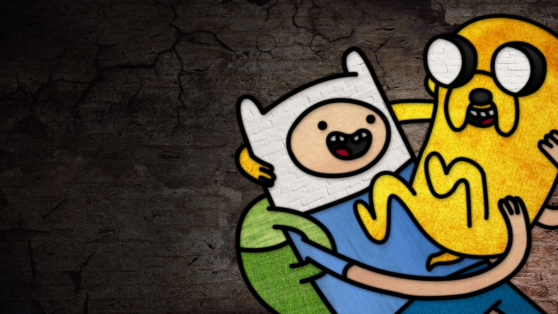 Finn and Jake Adventure Time Wallpaper 17341 1920x1080