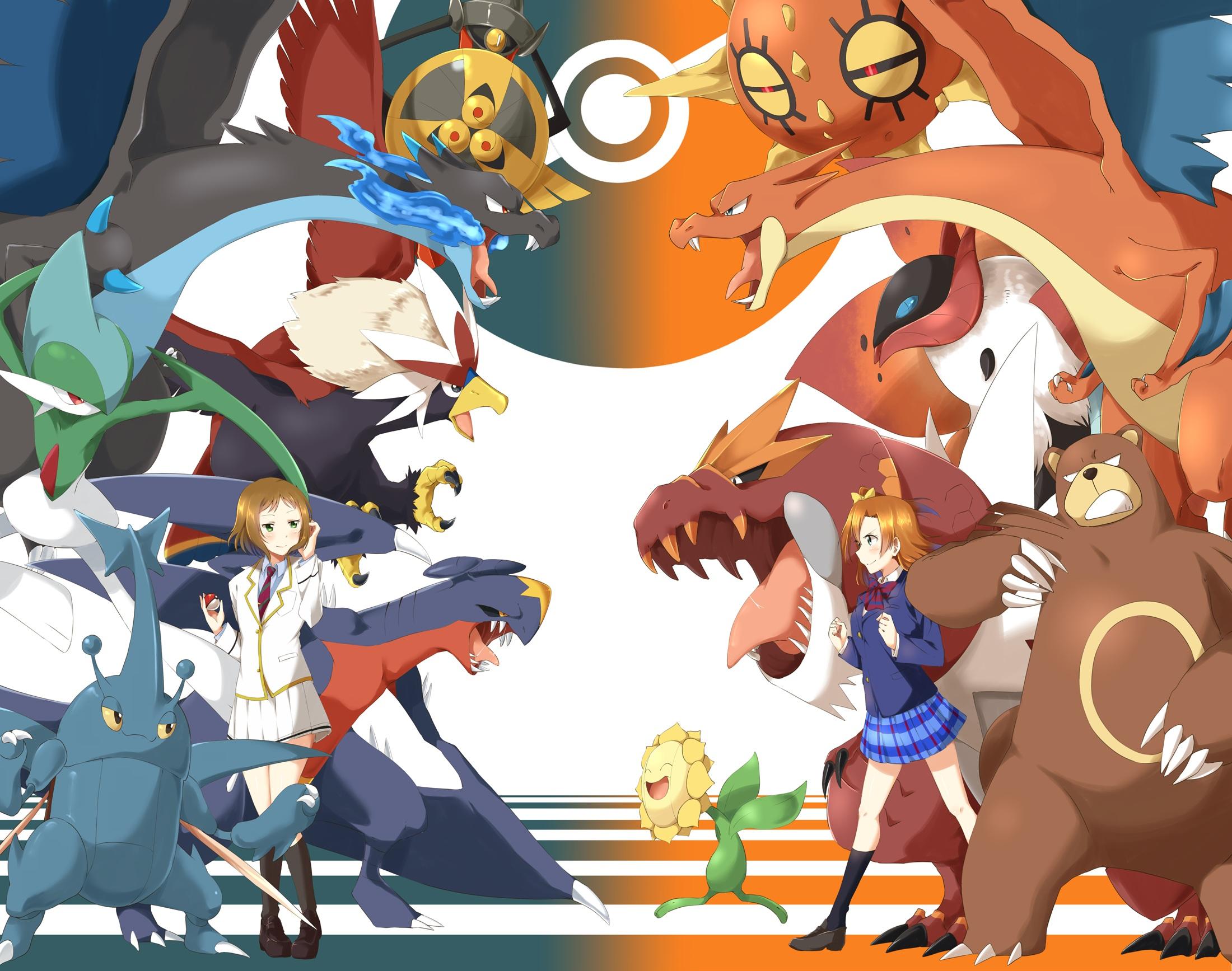 9 Garchomp Pokmon HD Wallpapers Background Images   Wallpaper 2200x1735
