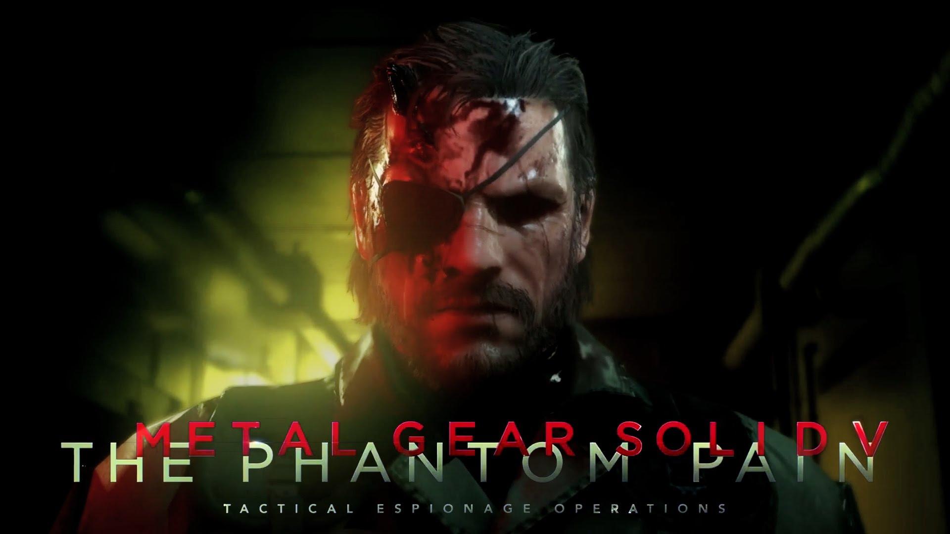 47 Metal Gear Solid V The Phantom Pain Hd Wallpapers