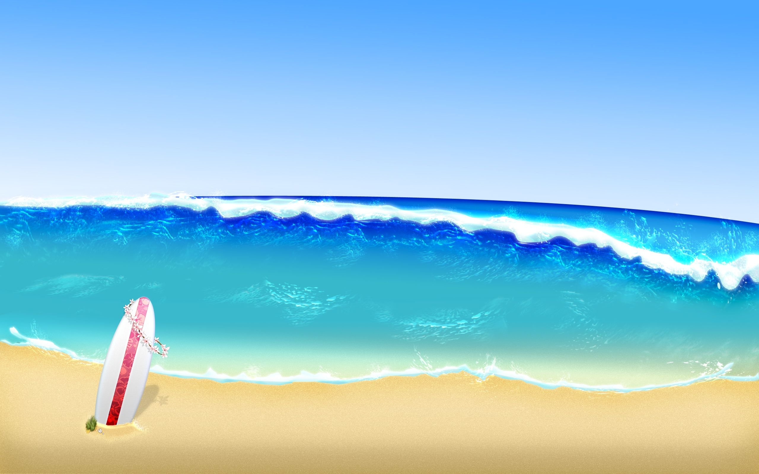 beach frames background photo surfing waves wallpaper imagesjpg 2560x1600