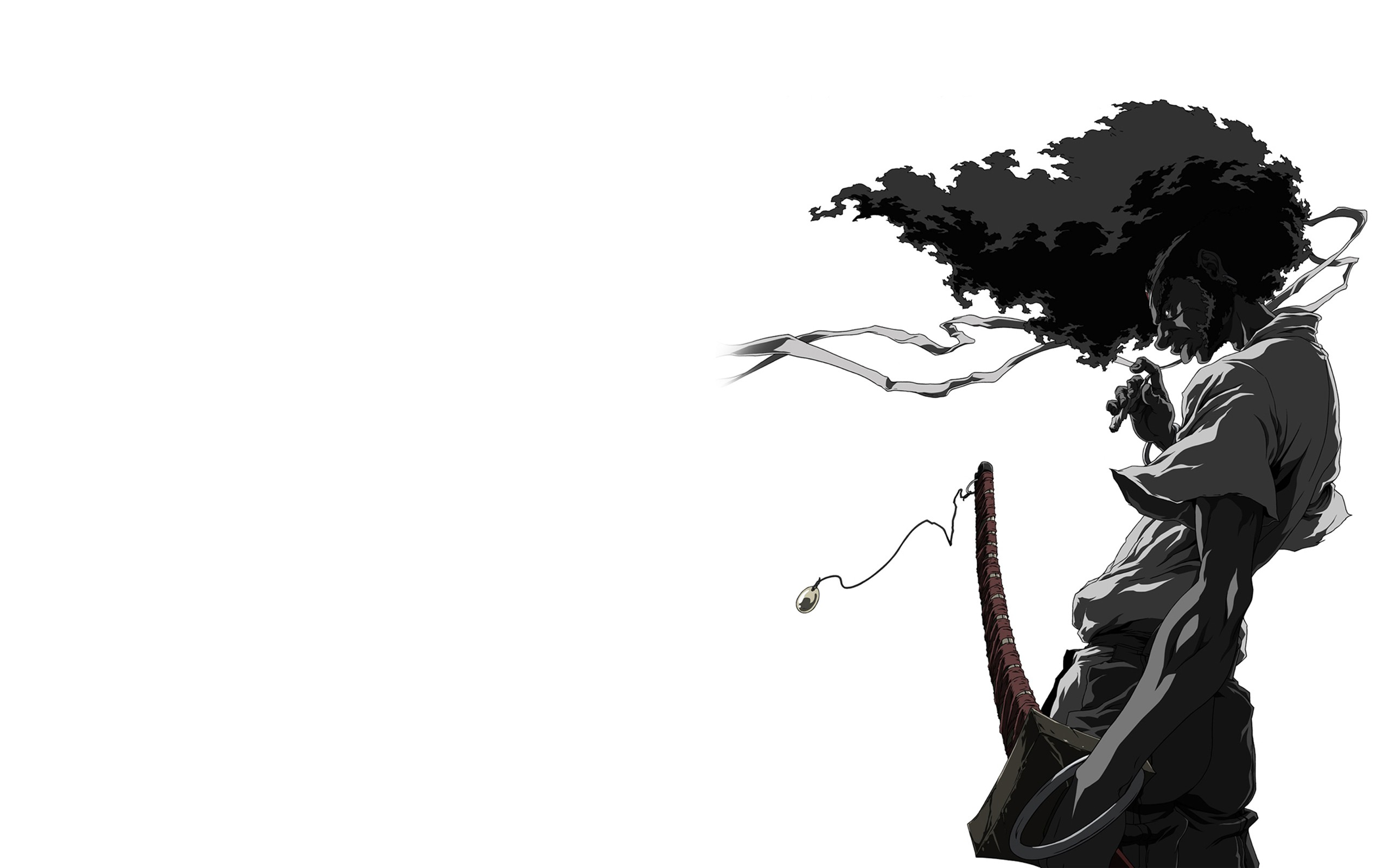 afro samurai iphone wallpaper abstract afro samurai iphone wallpaper 2560x1600