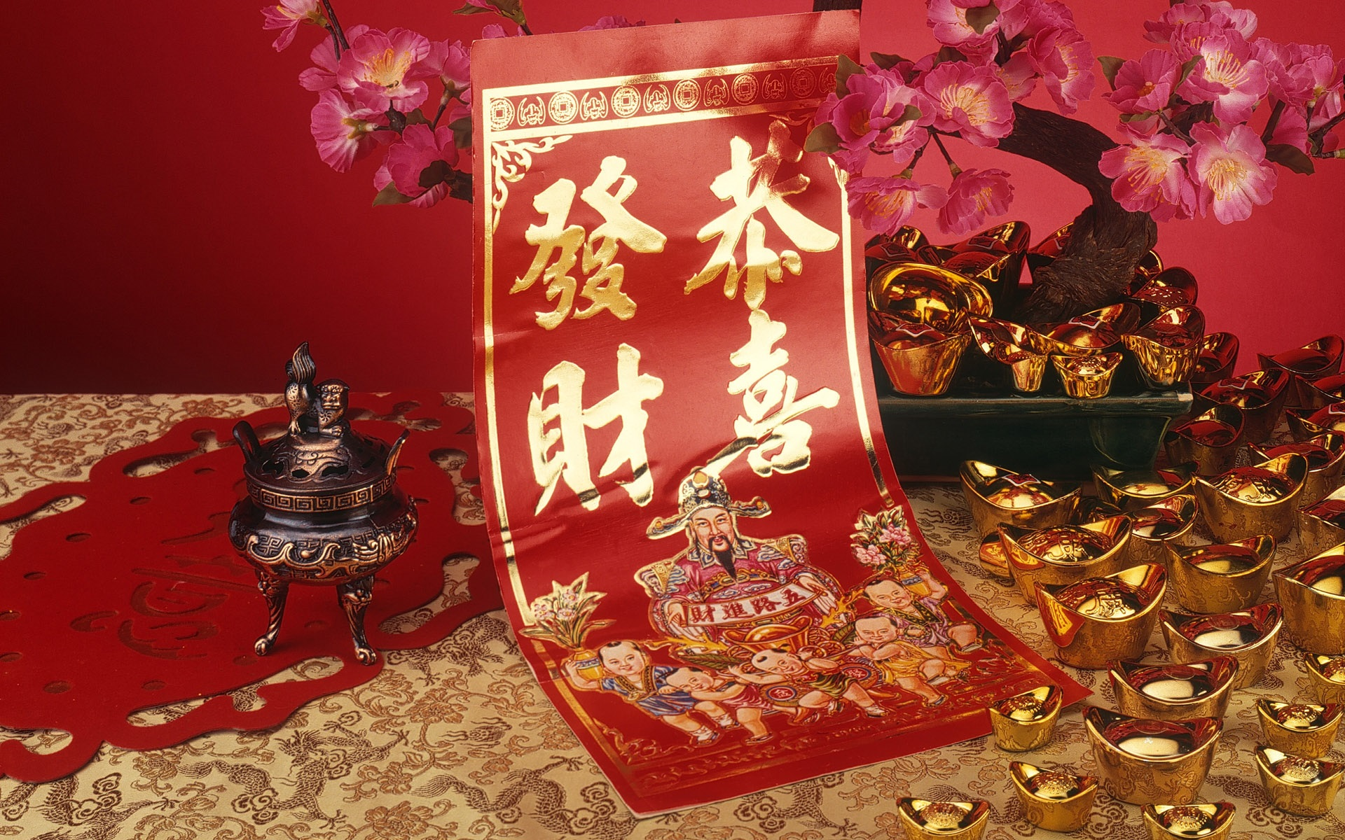 Chinese New Year Wallpapers HD Download 1920x1200