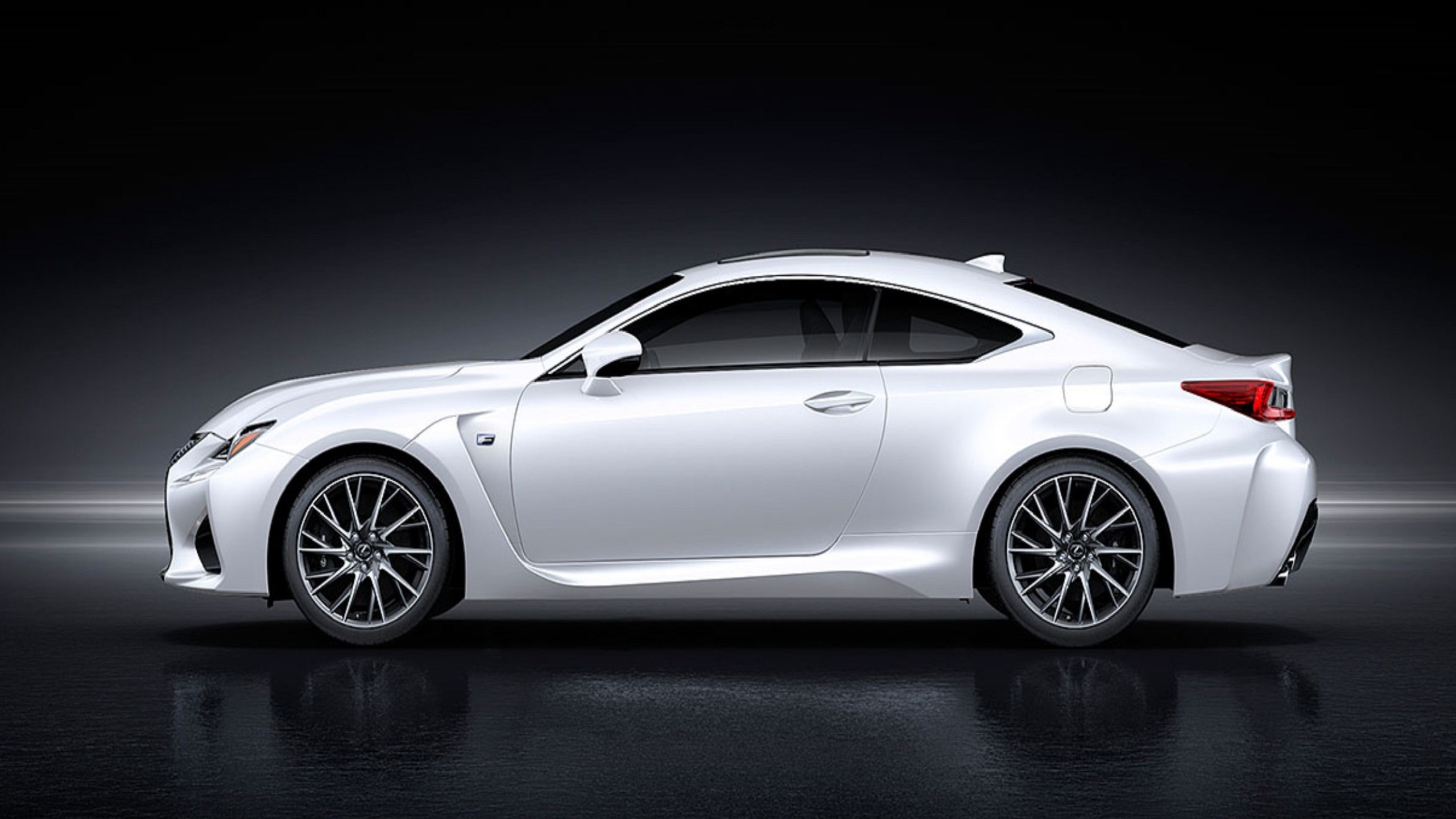 2015 Lexus RC Coupe HD Wallpaper HDwallpaperUP 2560x1440