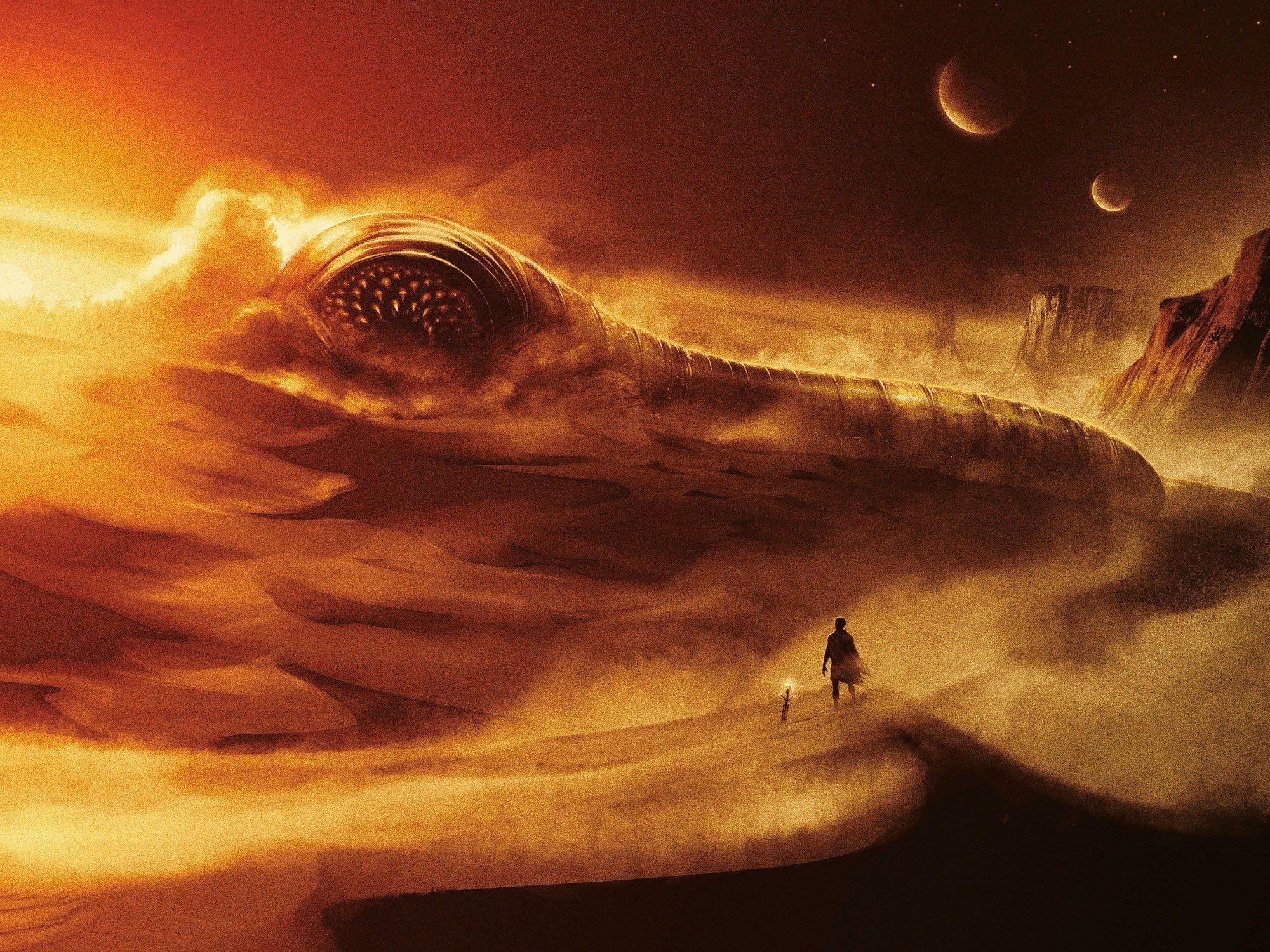 Dune 2020 Wallpapers 2000x1500