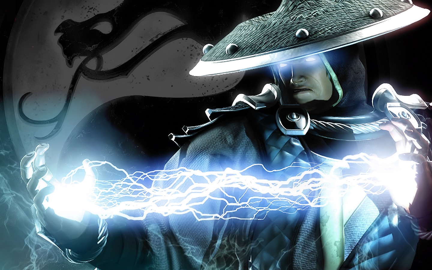 Kombat Wallpaper Raiden wallpaper Mortal Kombat Wallpaper Raiden hd 1440x900