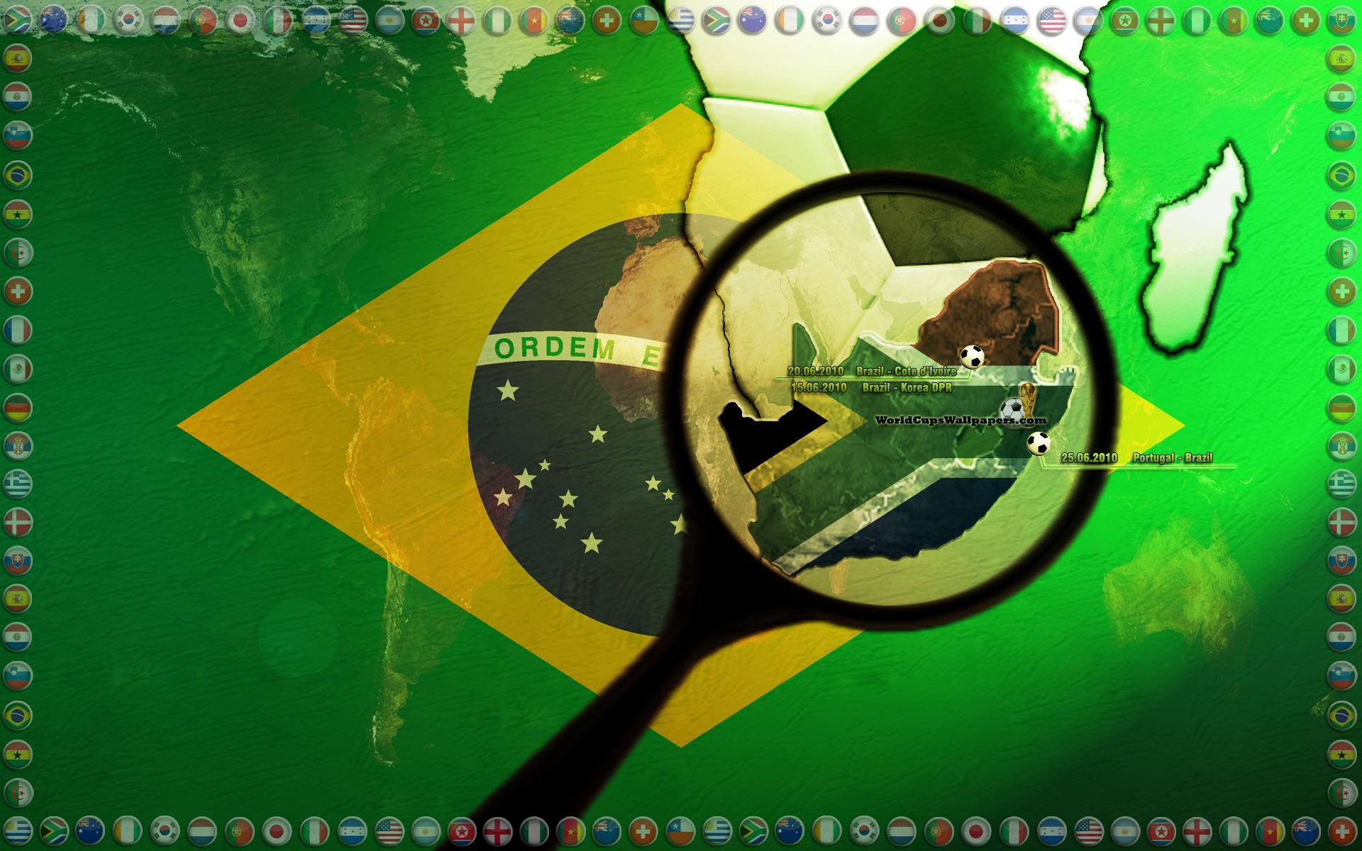 Brazil desktop wallpaper Brazil wallpapers 1920x1200