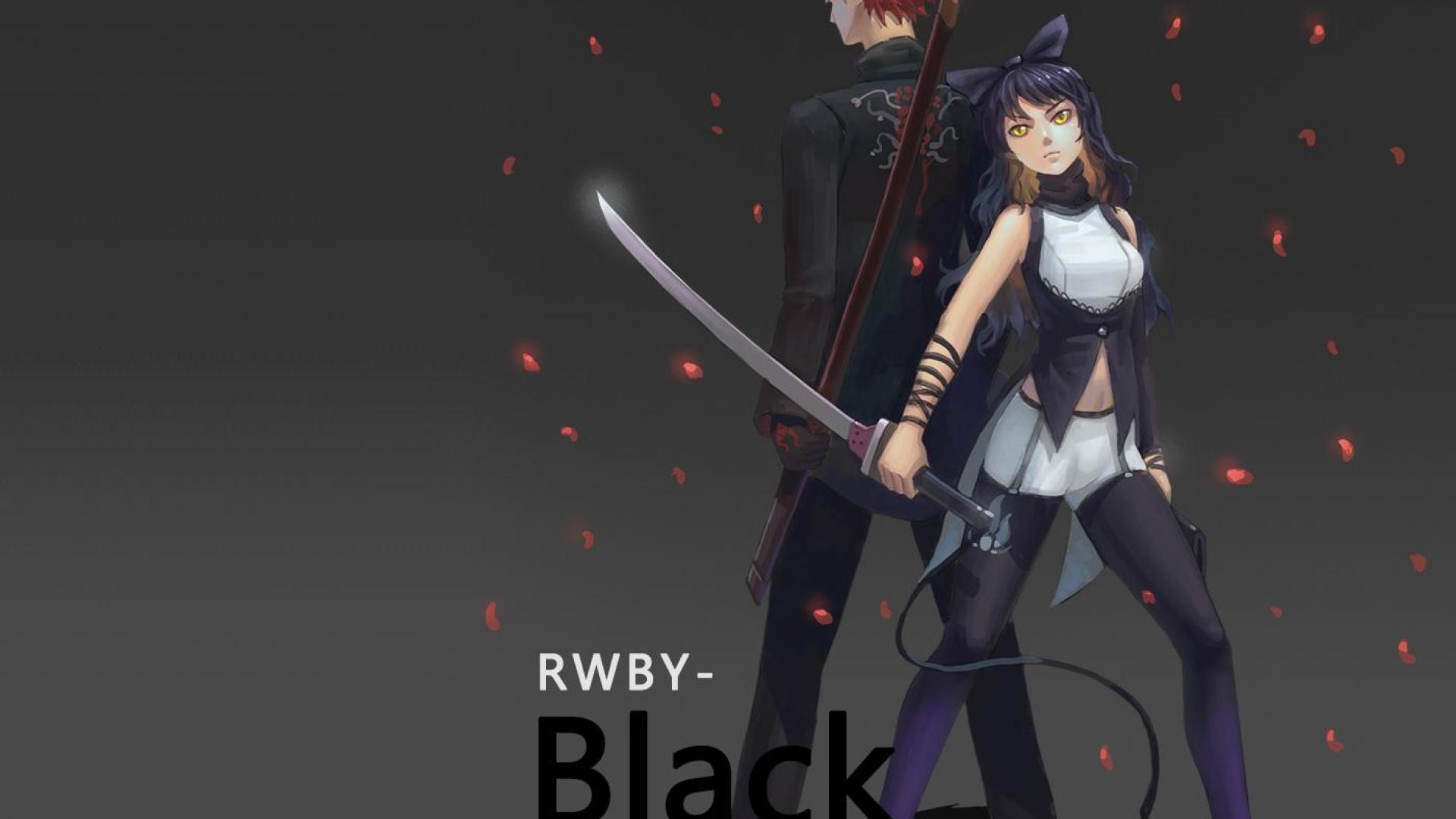 RWBY Desktop Wallpaper HD 1920 - WallpaperSafari
