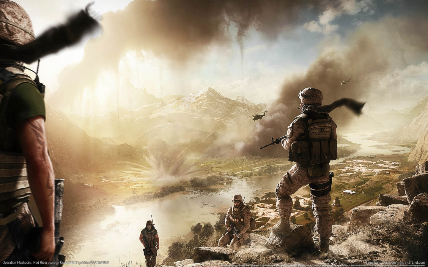 Free Download Spec Ops The Line Page 8 1440x900 For Your Desktop