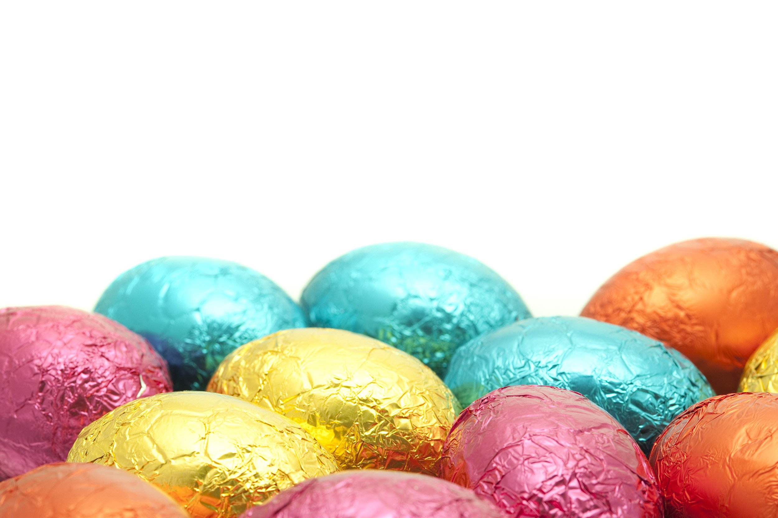 Easter Egg Background Creative Commons Stock Image 2500x1664