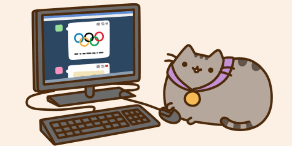 The Morning GIF Olympic gold The Daily Dot 1024x512