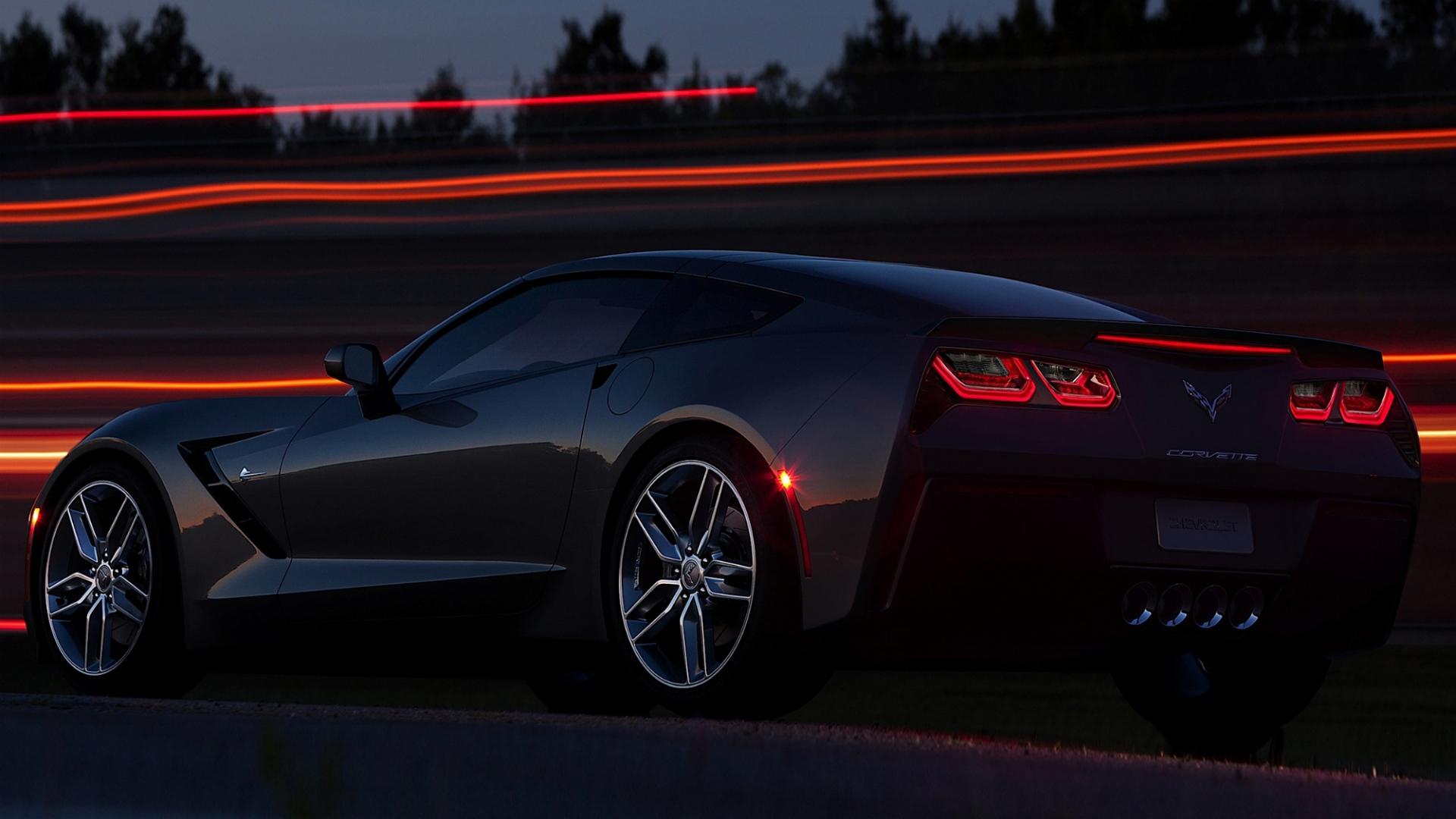 Corvette HD Wallpapers 1080p - WallpaperSafari