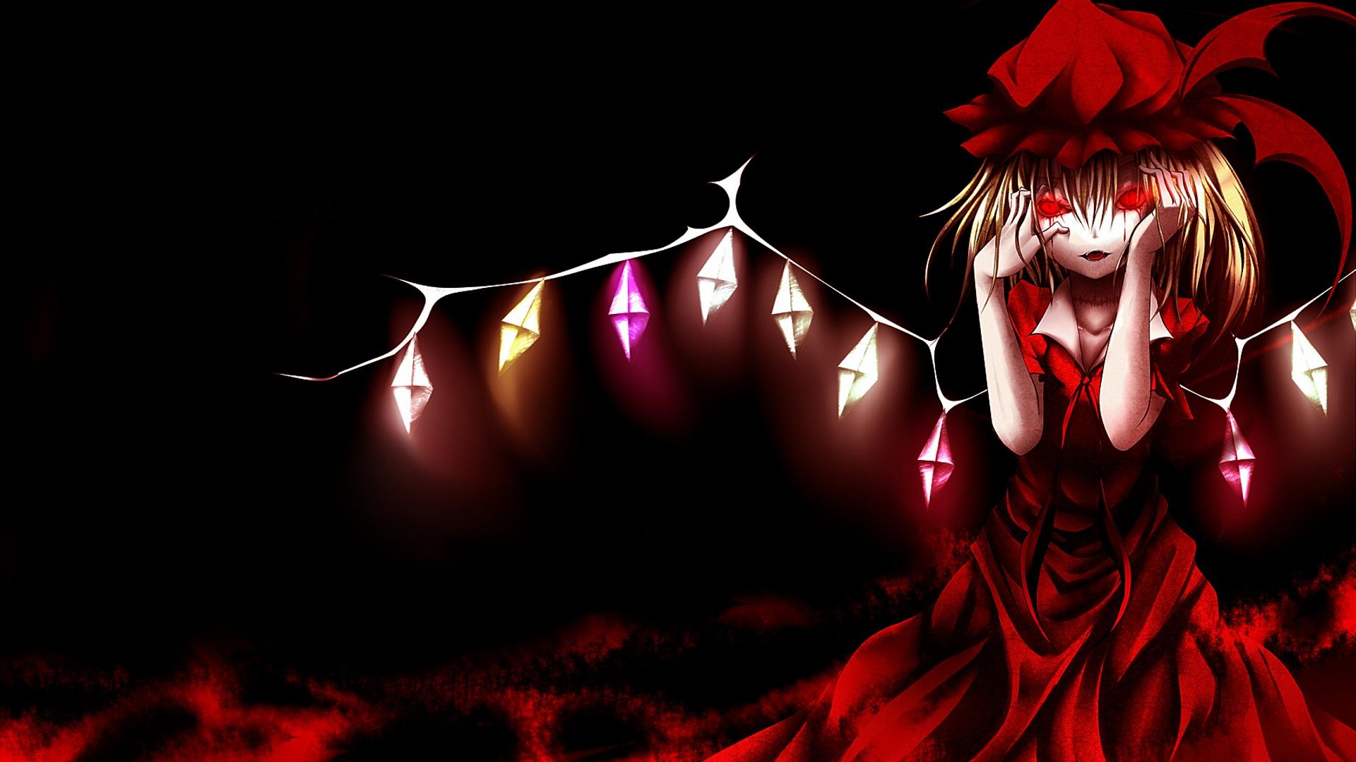 touhou flandre scarlet wallpaper - photo #22
