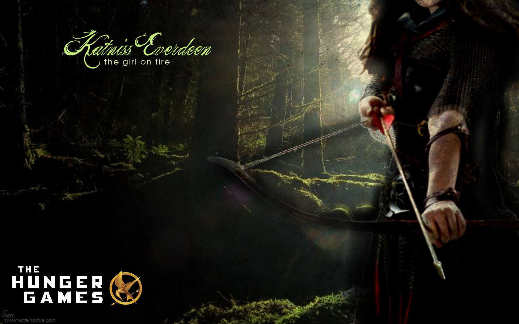 Hunger Games Movie Quotes Backgrounds QuotesGram 1680x1050