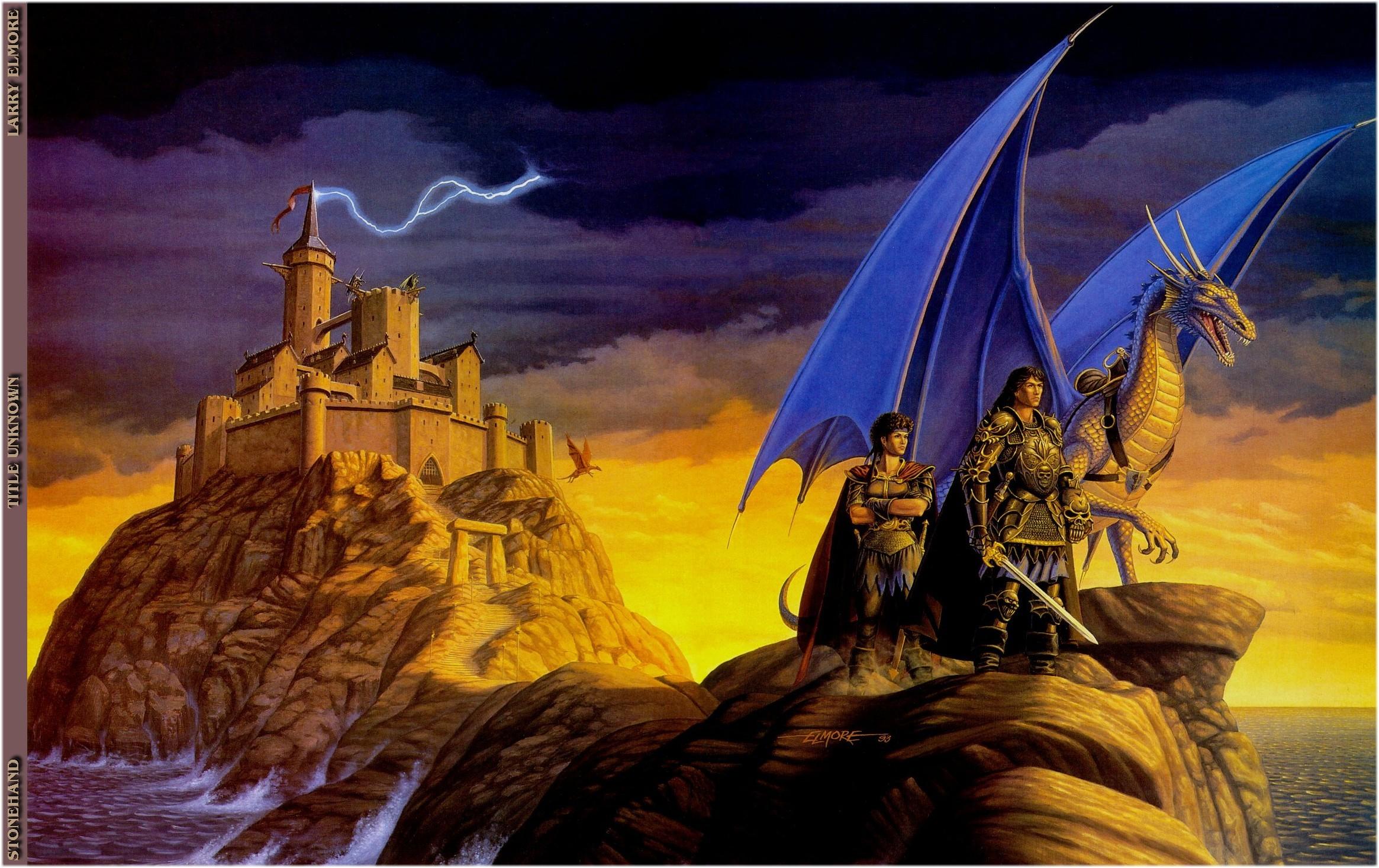 Download Fantasy Dragons Wallpaper 2330x1466 Wallpoper 2330x1466