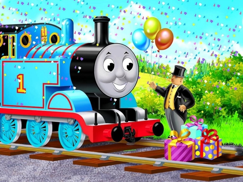 Free Download Thomas The Tank Engine Wallpaper 1024x768 For Your