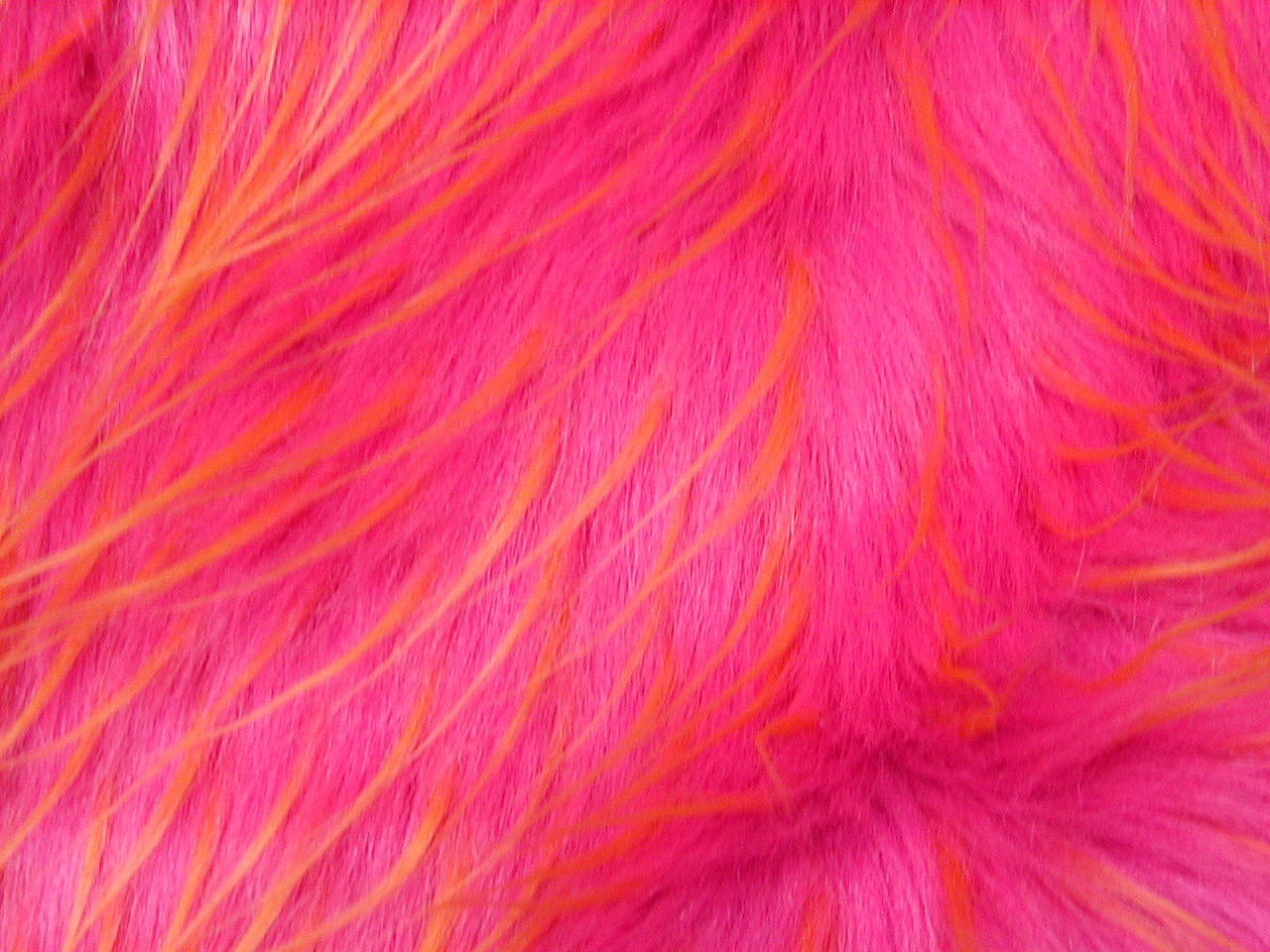 Pink Fur Wallpaper - WallpaperSafari