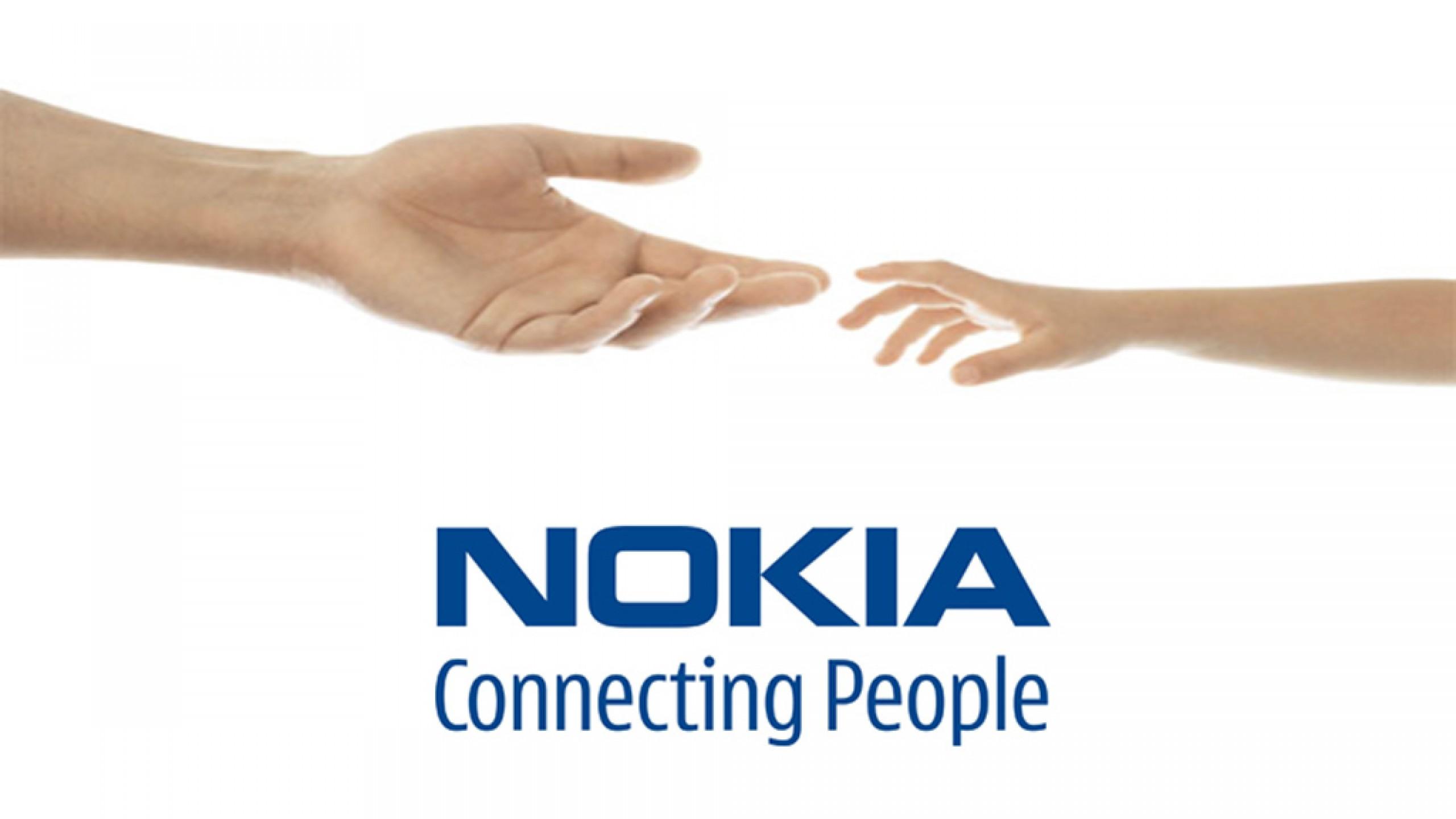 Nokia Logo Wallpapers 2560x1440