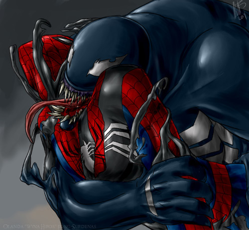 Sexual Symbiotes 2  Ties That Bind SpiderMan  Porn Comics