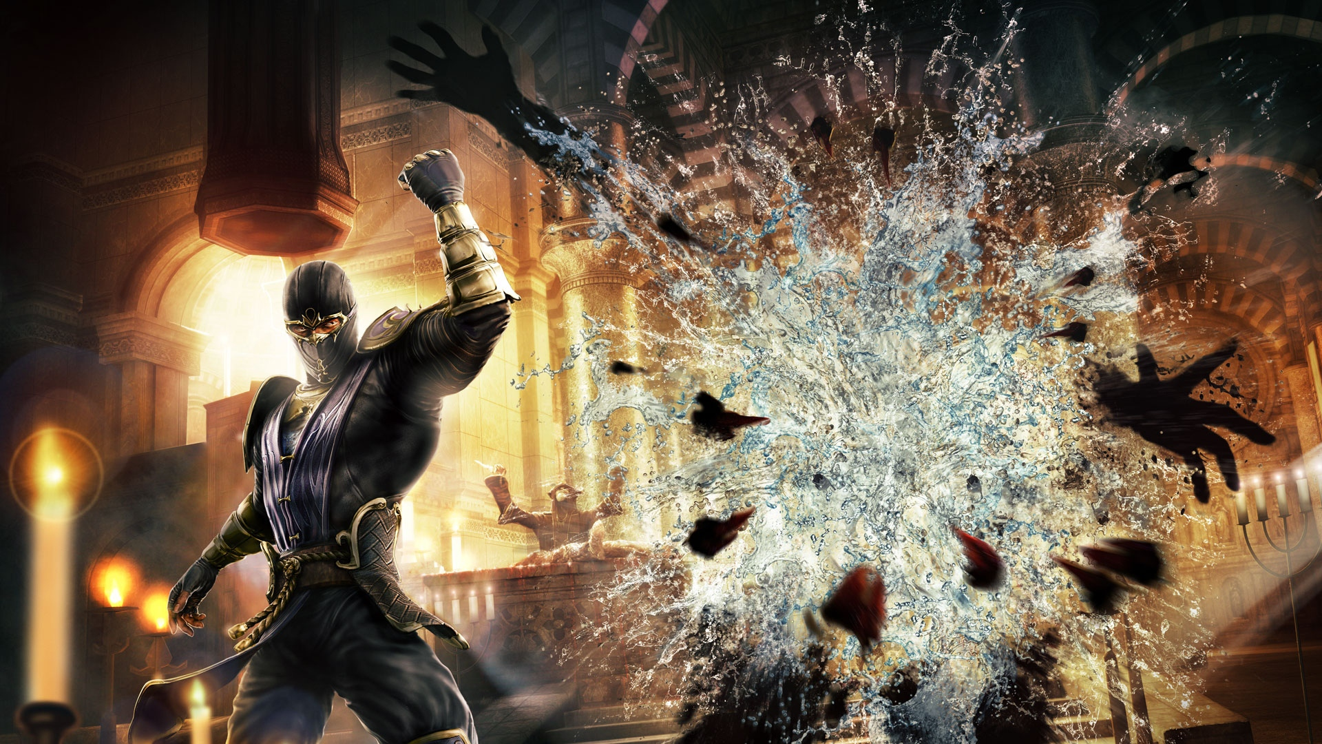 mortal kombat fighter fist from wallpapers4uorg your wallpaper 1920x1080
