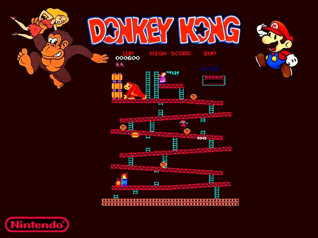 Donkey Kong wallpapers Donkey Kong stock photos 1024x768