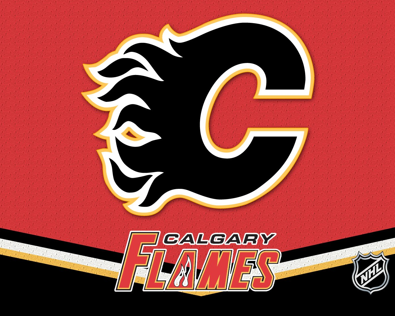 calgary flames wallpaper 30011jpg 1280x1024