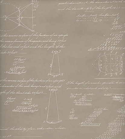 Pythagoras Wallpaper by Andrew Martin Jane Clayton 414x460