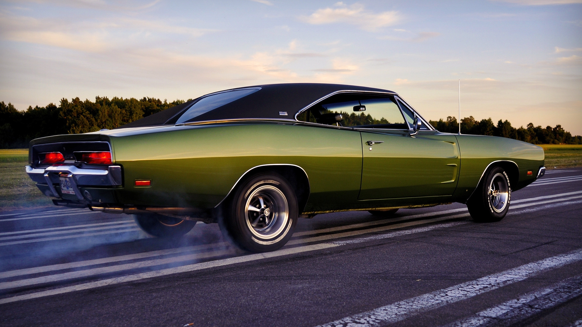 HD Wallpapers HD 1080p Desktop Wallpapers dodge charger muscle car 1920x1080