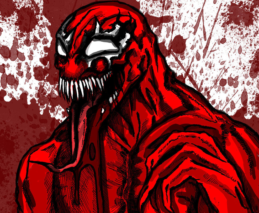 carnage wallpaper by suspension99 987x810