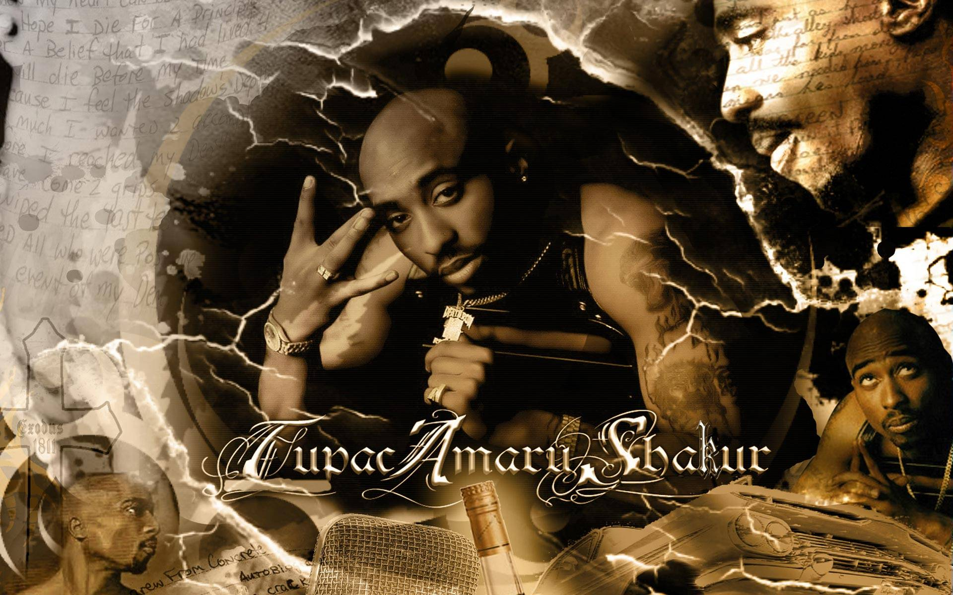 2Pac Shakur See No Changes Wallpaper   2pac Wallpaper 1920x1200