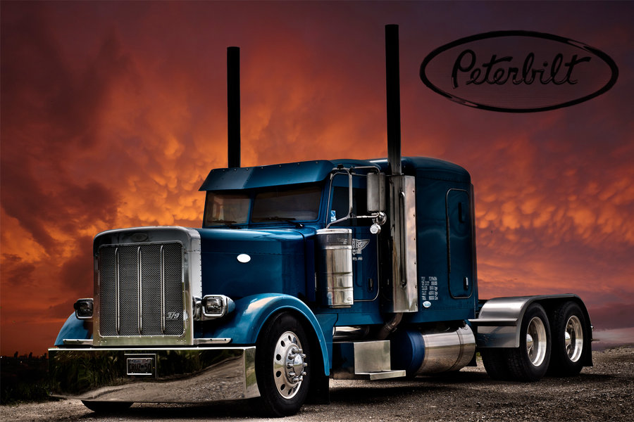 [42+] Peterbilt Wallpaper Desktop on WallpaperSafari
