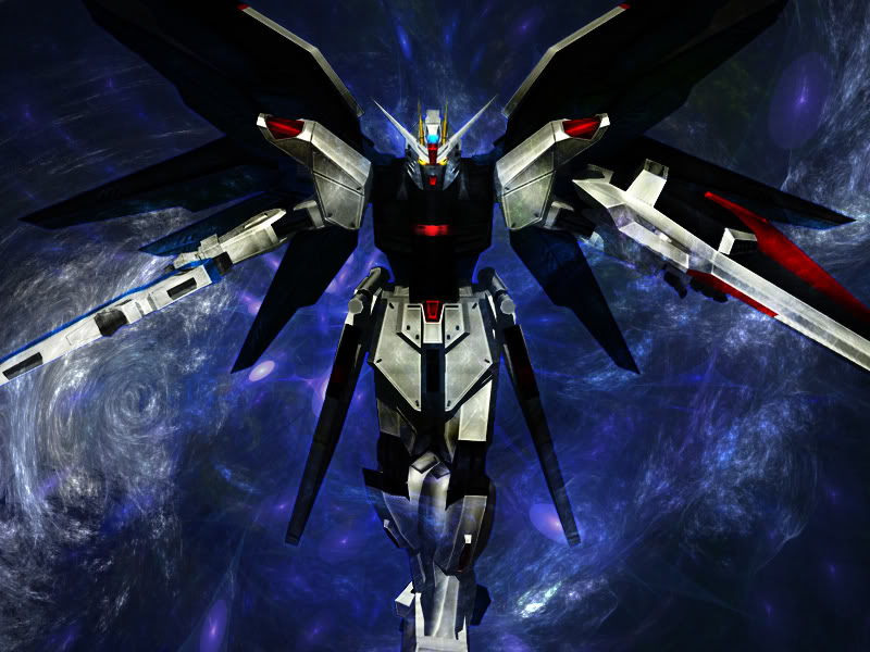 Freedom Gundam Wallpaper by Raizuto 800x600