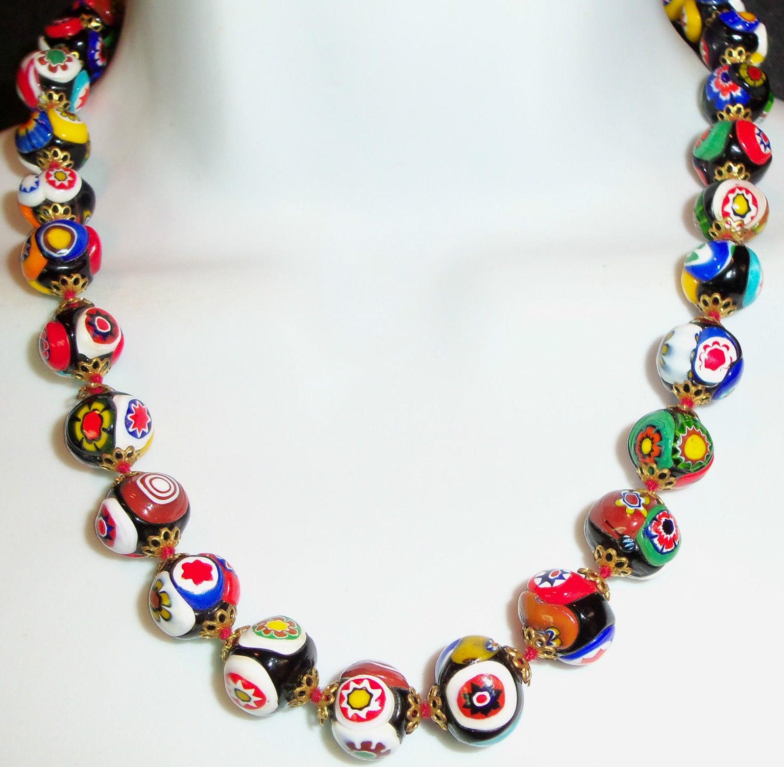 Murano glass bead wallpaper wallpapersafari - Safari murano jewelry ...