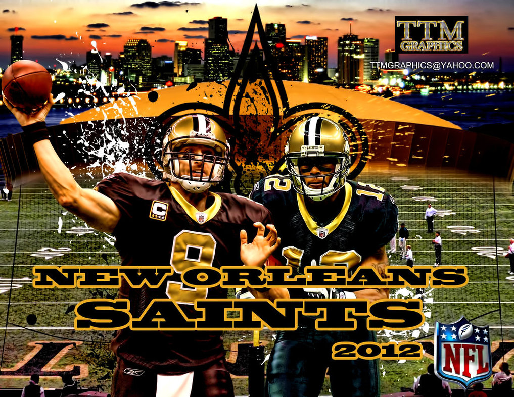 Hope you like this New Orleans Saints wallpaper HD background as much 1017x786