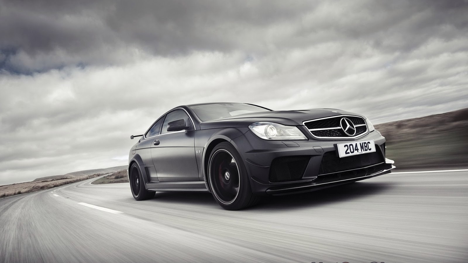 Mercedes Benz C63 HD Wallpapers Mercedes Benz C63 HD Wallpapers 1600x900