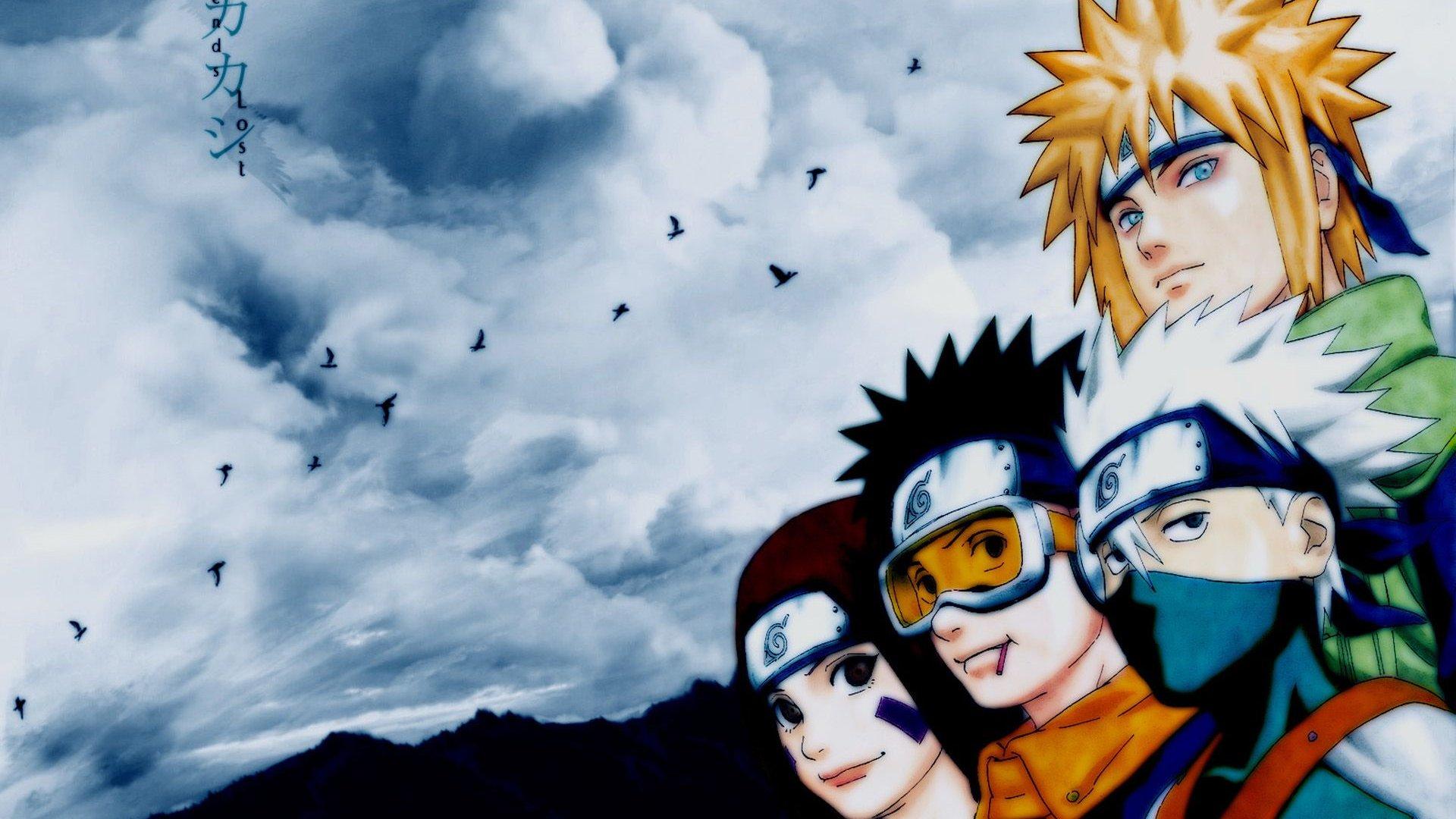 Hot anime Naruto HD Wallpapers 1920x1080 hd Animation wallpaper 1920x1080