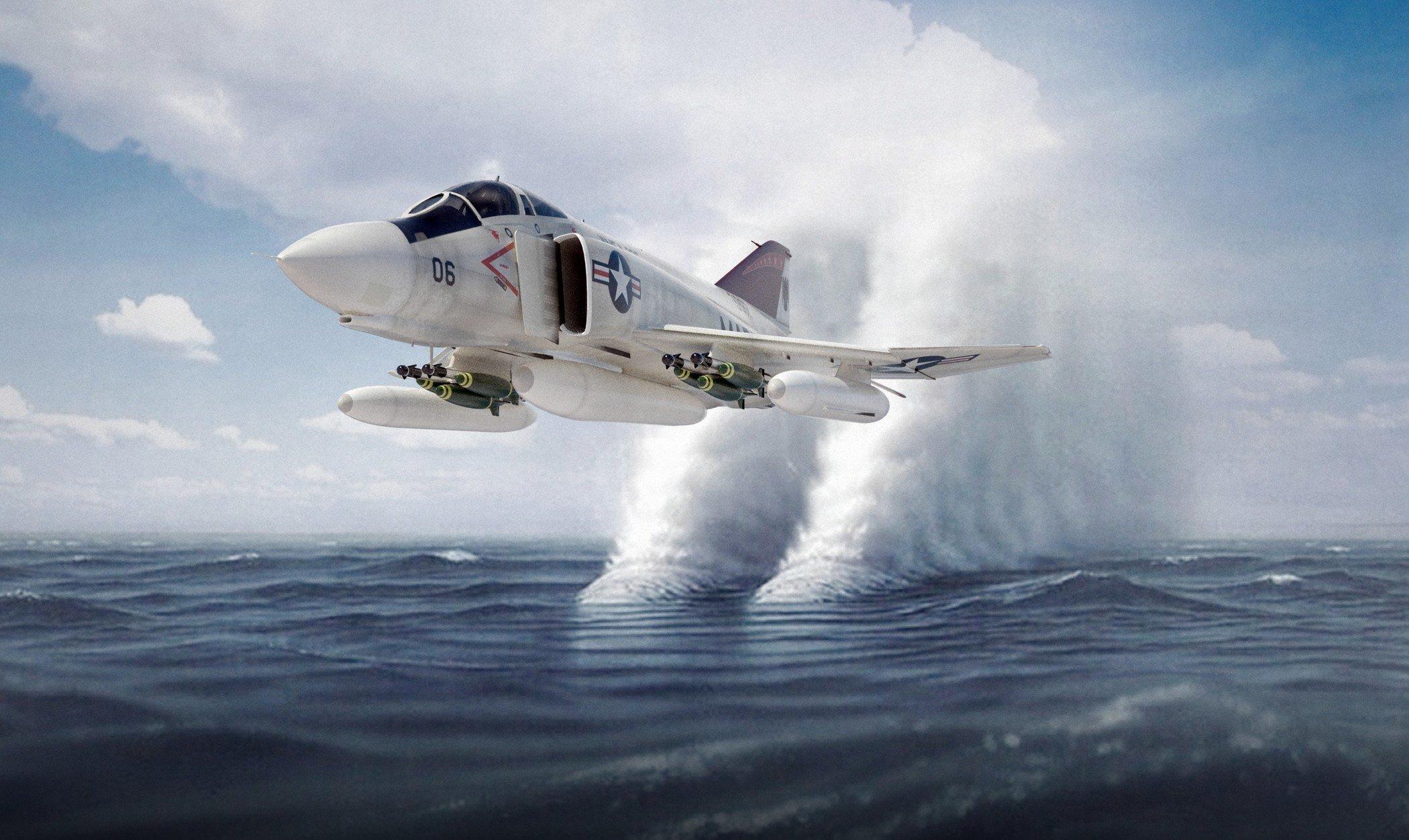Free Download Mcdonnell Douglas F 4 Phantom Ii Wallpapers Hd