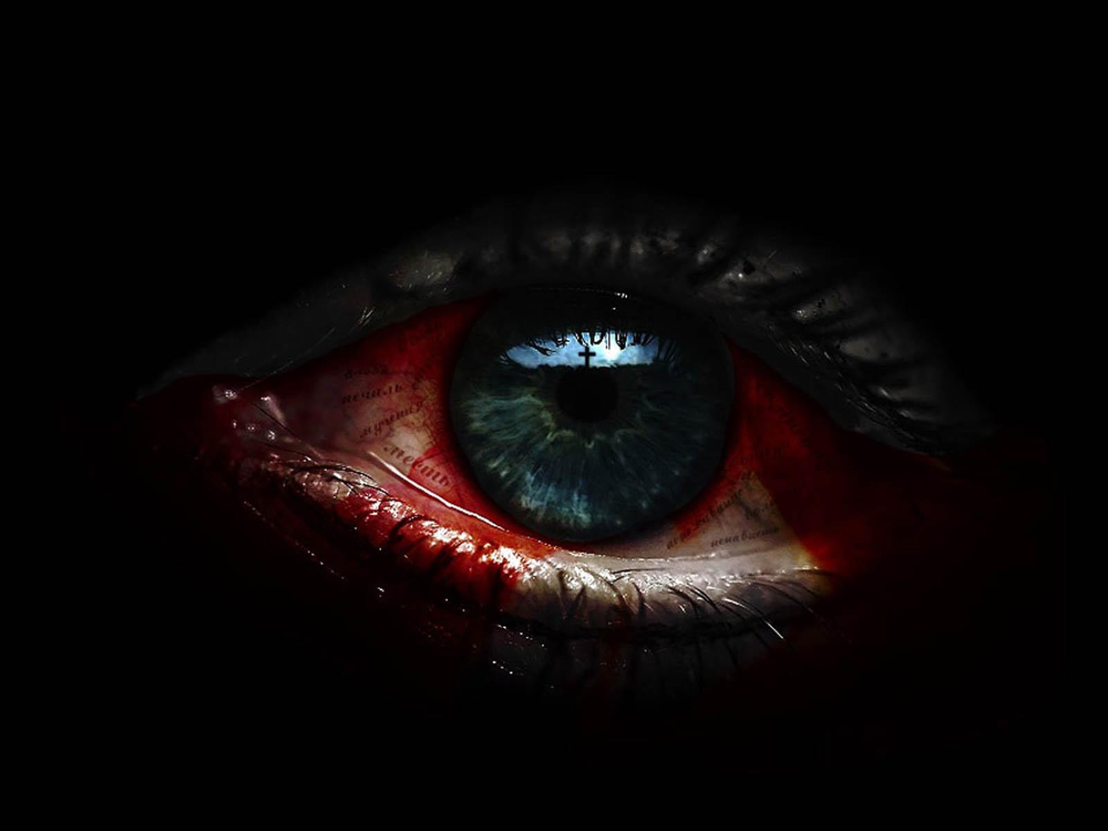 Keywords Horror Eye Wallpapers Horror Eye Desktop Wallpapers Horror 1600x1200