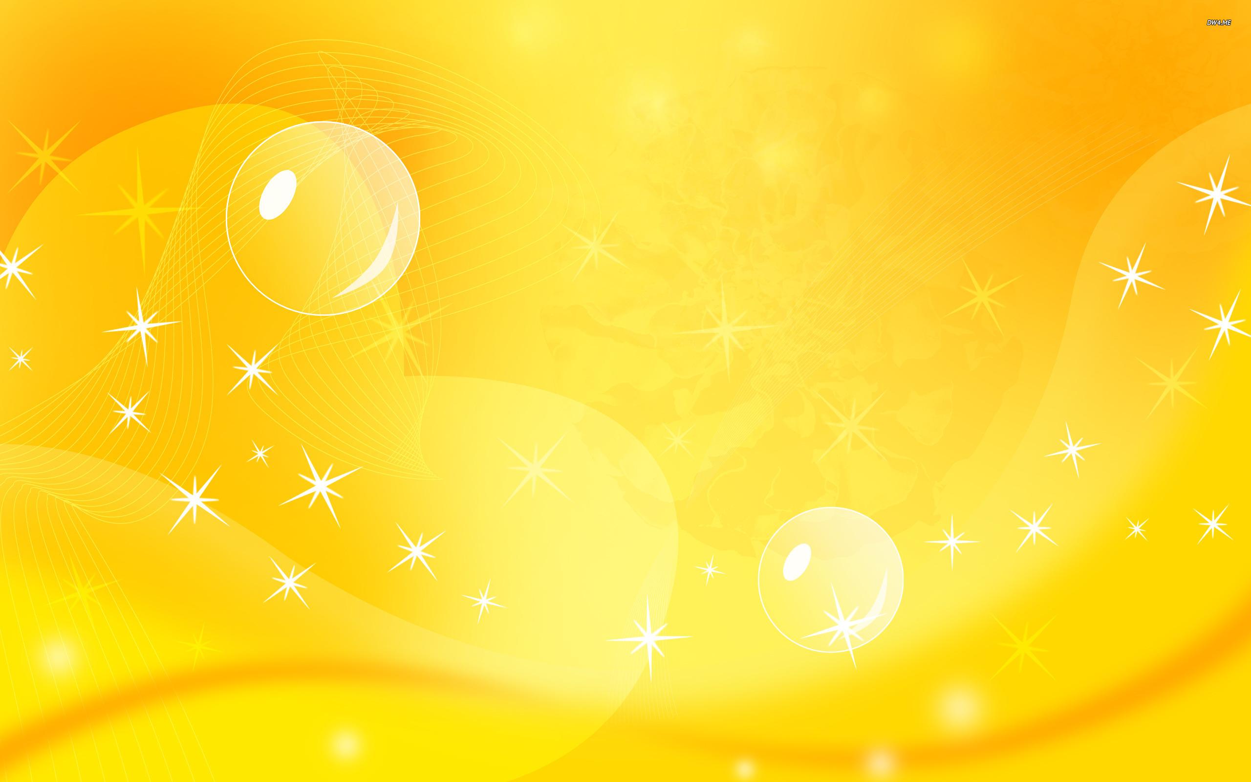 Yellow Background Image - WallpaperSafari