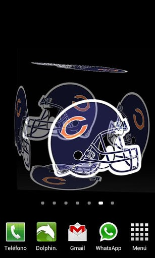 Chicago Bears Live Wal...
